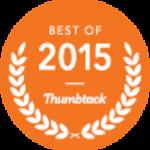 best of THumbtack 2015 orange