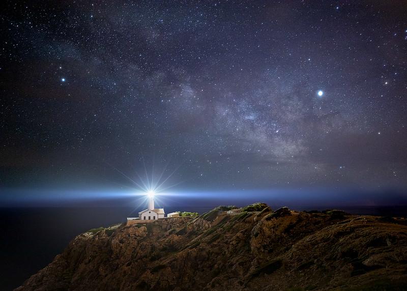 Faro-Capdepera-Milky-Way