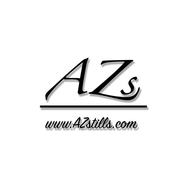 AZs Logo White no box