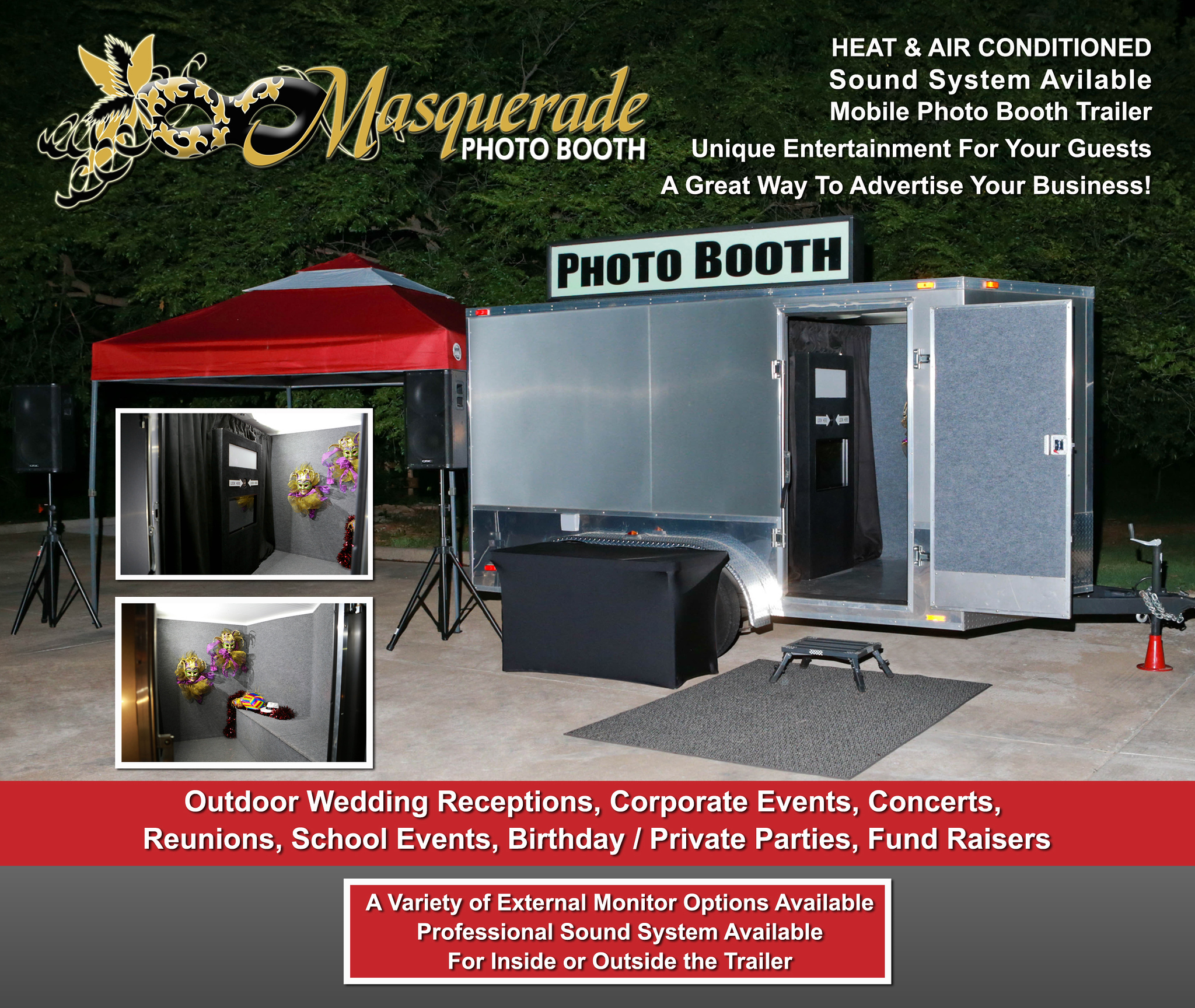 Photo Booth Trailer 2018