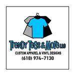 logo - trendy tees
