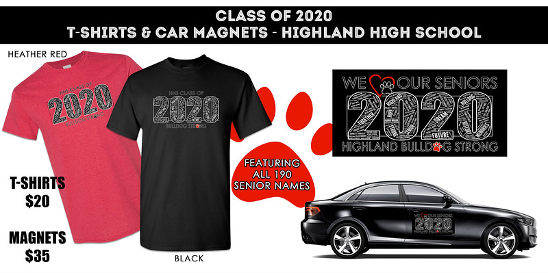 class of 2020 shirts - heather pearson photography2