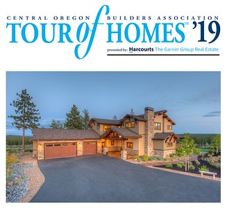 Central Oregon Builders Association's<br /> 2019 Tour of Homes <br /> (Homes 7, 20, 21, 31, 34, 35, 36, 38, 40 and 44)