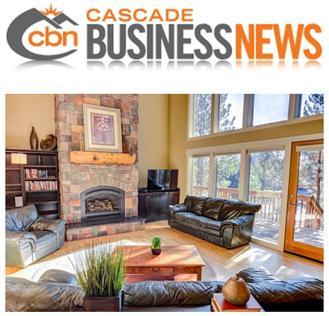 "Cascade Business News' Article:<br /> ""Quality Photography Enhances Listings"""