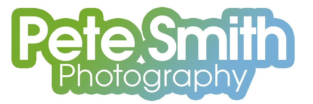 Pete Smith Photography logo Psychadelic