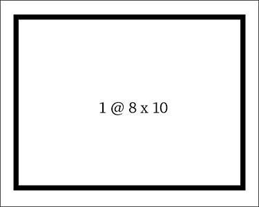 8x10 diagram