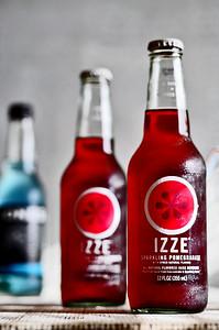 izze bottles