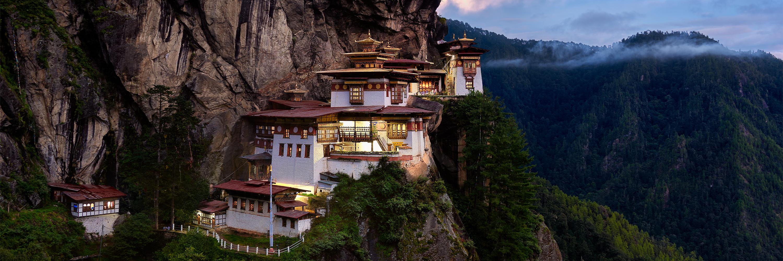 Dragons Breath    Tiger's Nest, Bhutan