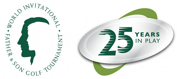 Father & Son 25 logo