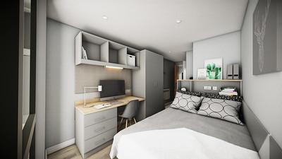 Bedroom 6-Bed4