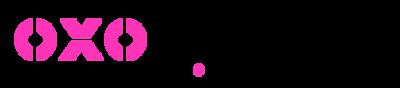 oxo oxovisuals logo design