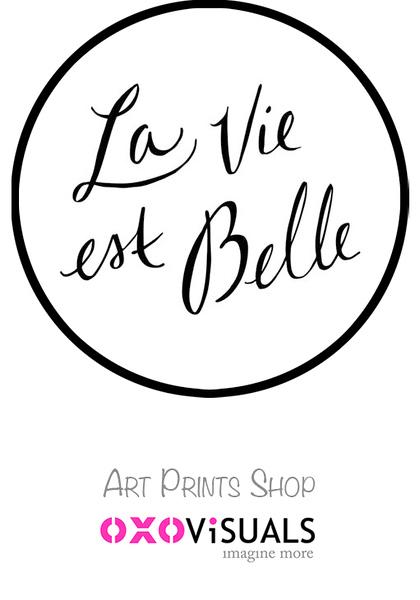 art prints shop oxovisuals logo v2