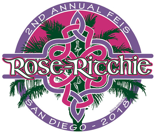 Rose-Ritchie Feis Logo 2018