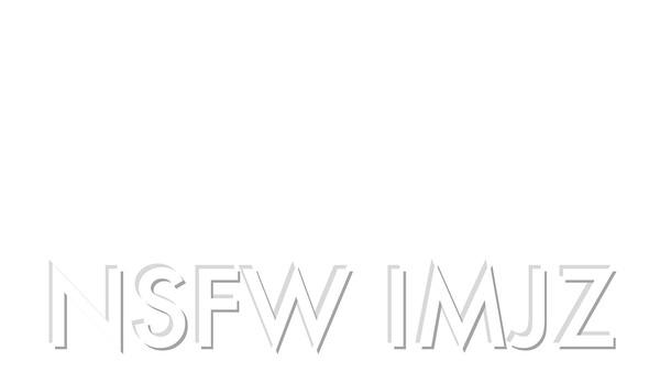 IMJZ NSFW on white watermark