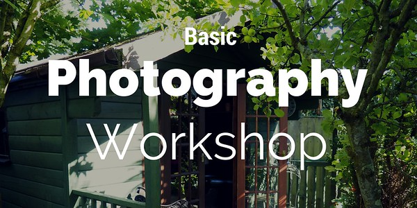 Next Workshop - Click to view dates on Eventbrite