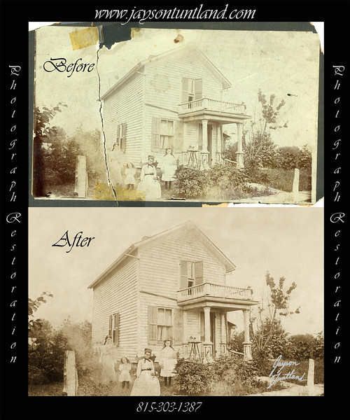 Photograph-Restoration