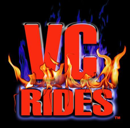 100x100VC Rides shirts - Copy