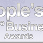 Nominated in the Small Business Category (Kanata) 2014
