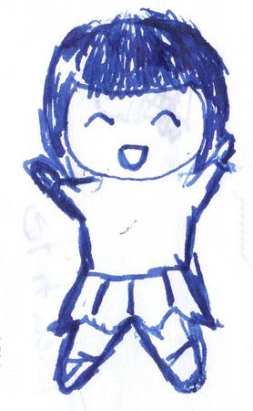 Chibi girl 2