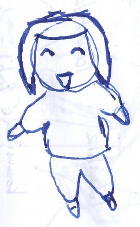 Chibi girl 1