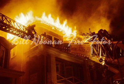 Fire off Blue Hill ...color avail light....
