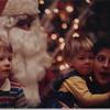 Christmas, Mall of Memphis, December, 1985