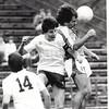 Soccer, Rhodes College, Memphis, Fall, 1986