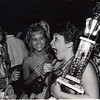 Winners of the All Sing Competition, Memphis State University. 1987 or 1988