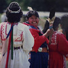 Native American Ceremony, Memphis, August, 1986