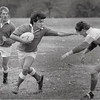 Rugby, Fall, Audobon Park, Memphis. 1986 or 1987.