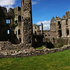 One of the Panoramics I took of Raglan Castle
