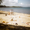 1955, Beach where I used to Life Guard.
