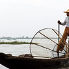 """fisherman"" at inle lake"