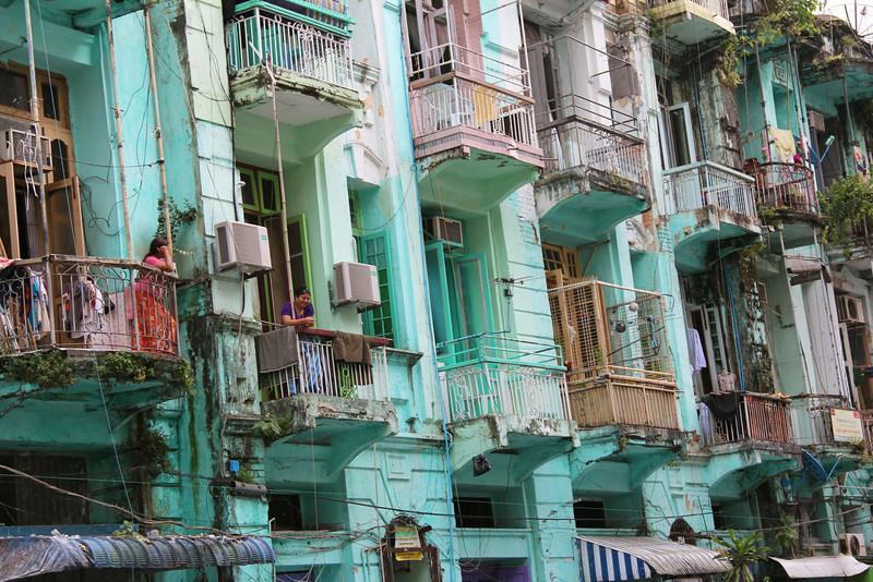 Dowtown Yangon
