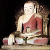 pregnant buddha?