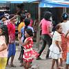Water Festival, village style. Mergui Archipelago