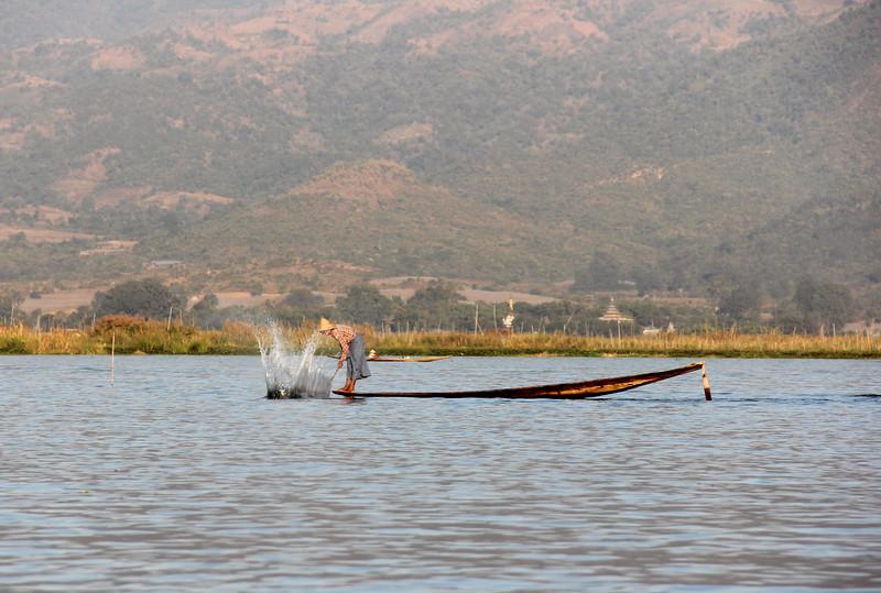 oar fishing?