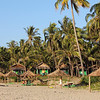 bungalows at naungshwe beach