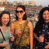 christmas boat party on the yangon river