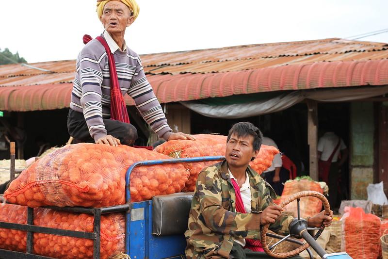 Aung Pan, Shan State