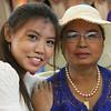 Cho Cho and her mama