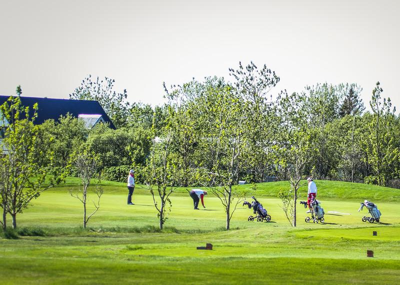 Oddur kvennaferð á Akranesi 2019 <br /> myndir/ seth@golf.is
