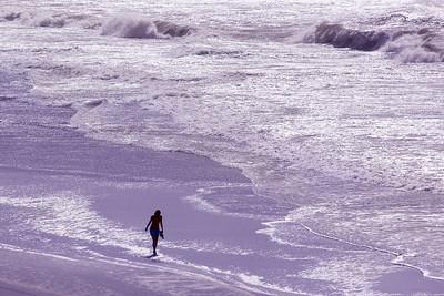 Beach-walker.