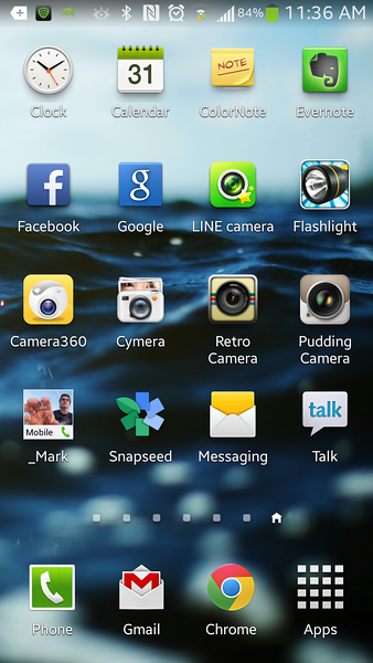 Myshel's screenshots 7-14
