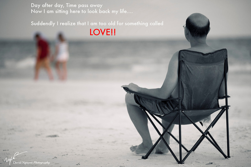 I am too old for LOVE..