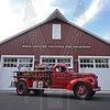 NCFD's first fire truck