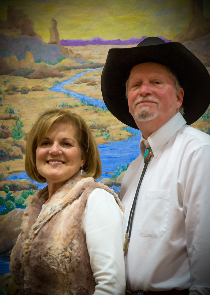 Marie and Gary Starns