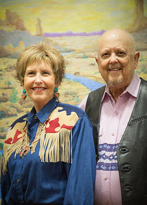 Susan and Larry Walston