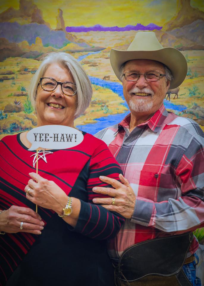 Ellen and Bob Weimer
