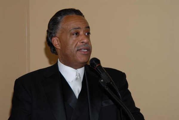 Rev. Al Sharpton <br /> National Action Network  (NAN) Banquet